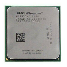 AMD Quad Core CPU Phenom X4-9550 2.2GHz Socket AM2+