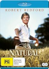 The Natural: Special Edition NEW B Region Blu Ray