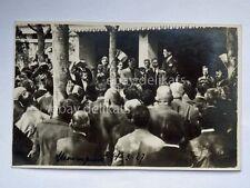 TRIESTE Monrupino Carso Assemblea Cavatori Marmo 1927 4