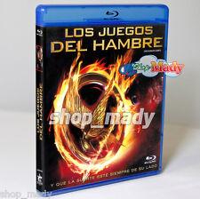 Los Juegos del Hambre / The Hunger Games Blu-ray Multiregión