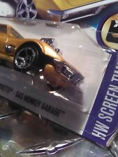 2017 Hot Wheels HW Screen Time Gas Monkey Garage '68 Corvette  ERROR