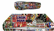 Comics Superhero Sticker/Skin SKY HD BOX & Remote controller/controll sk16