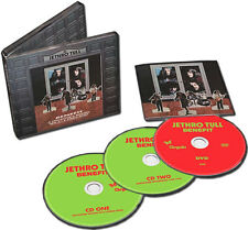 Jethro Tull - Benefit 2-CD / 5.1 DVD-Audio Neu OVP
