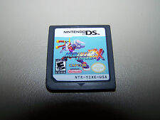 Mega Man ZX Advent Megaman Nintendo DS Lite DSi XL 3DS 2DS Game