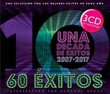 UNA DÉCADA DE ÉXITOS 2007 A 2017