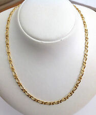 FINE 18KT SOLD YELLOW GOLD UNISEX ITALIAN CHAIN