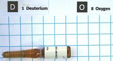 0.75cc Deuterium Oxide 99.97% purity in glass ampoule - Heavy Water