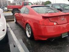 G35 Coupe Side Skirts / Side splitters 03 to 07
