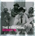 BONEY M The Essential 2CD NEW