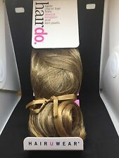 Jessica Simpson HairDo Ken  Buttered Toast 15'' Clip In Hair Extensions Wavy