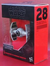 STAR WARS The Black Series 28 INQUSITOR TIE ADVANCE PROTOTYPE TITANIUM B6597 NEW