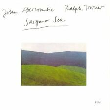 John Abercrombie / Ralph Towner - Sargasso Sea ECM RECORDS CD