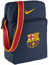 NIKE FC BARCELONA ALLEGIANCE SHOULDER BAG Midnight Navy/Midnig