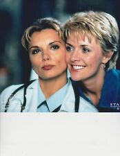 Teryl Rothery and Amanda Tapping  ( Stargate SG-1) 8x10 Photo