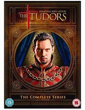 The Tudors: Complete Series (Season) 1 2 3 & 4 Box Set Collection | New | DVD