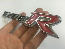 Type R Sticker Decal emblem for civic accord cr-v odyssey fit hr-v cr-z frs rav4