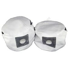 2 x Numatic AS200, AS200B and GVE370 Reusable Cloth Vacuum Cleaner Dust Bags