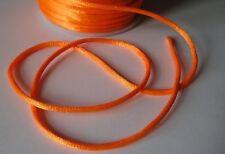 5m fil nylon orange queue de rat 2mm