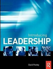 Introducing Leadership by David Pardey (Paperback, 2006)