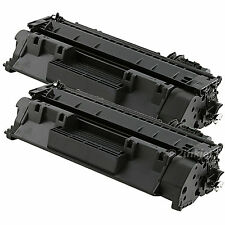2 PK CE505A Toner Cartridge For HP CE505A/05A Laserjet P2035 P2055