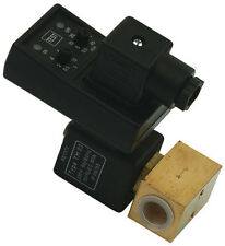 Compressor Auto Drain-feed Valve with Timer Any Voltage please state 1/2 Bsp