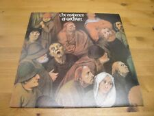 "SAW1 JIGSAW 12"" 1981 UK STEREO BULLY WEE BAND ""MADMEN OF GOTHAM"" EX WITH SLEEVE"