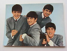 "THE BEATLES ORIGINAL 1963  GERMAN POSTCARD HD107  EXCELLENT CONDITION  8"" X 6"""