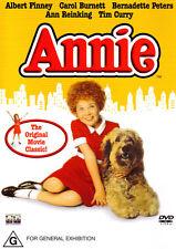 Annie (1982) * NEW DVD * Albert Finney Carol Burnett