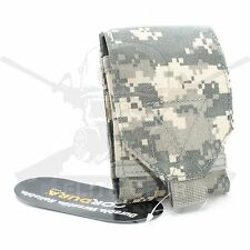 ACU Tactical Mobile/Iphone/Smart Phone Pouch Bag Case Holster w/Molle Straps