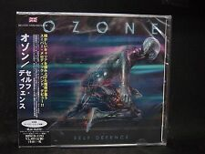 OZONE Self Defence JAPAN CD +1 Heartland Virginia Wolf Kansas FM Seventh Key