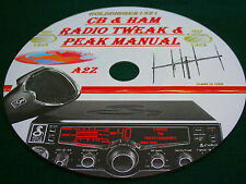 CB AND HAM RADIO TWEAK AND PEAK MANUAL ON CD
