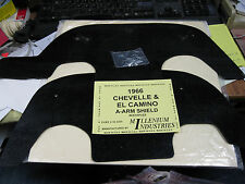 1966 CHEVELLE, EL CAMINO A-ARM SHIELDS