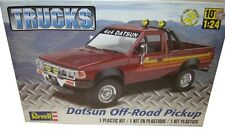 Revell Monogram  Datsun Off-Road Pickup Model Kit 1/24