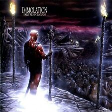 IMMOLATION Failures for Gods CD Morbid Angel Suffocation NEW