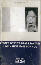 MUSICASSETTA - LESTER BOWIE'S BRASS FANTASY – I ONLY HAVE EYES FOR YOU -sigil1