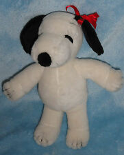 United Feature Snoopy's Sister Belle Girl Peanuts Gang Stuffed Toy 9""