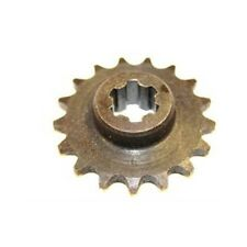 17 Tooth Sprocket (8mm 05T) for  33cc-49cc Stand Up-Gas scooters, Pocket bike