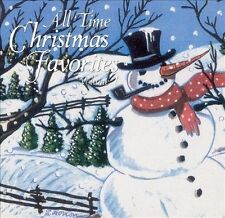 ALL-TIME CHRISTMAS FAVORITES, Vol. 1 by Various Artists (CD, Sep-1993, MCA (USA)