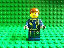 LEGO: MINIFIG: Agent Chase - Single-Sided Head - AG001a