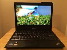 Lenovo ThinkPad X220 Tablet Intel i7-2620M 2.70GHz 8GB RAM 480GB SSD 12.5 IPS