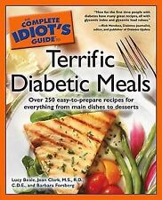 The Complete Idiot's Guide to Terrific Diabetic Meals Complete Idiot's Guides