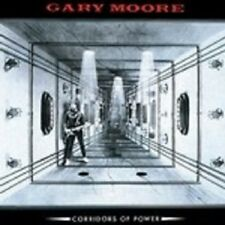 "GARY MOORE ""CORRIDORS OF POWER-REMASTERED"" CD NEU !!!"