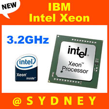 NEW IBM  Intel Xeon 3.2 GHz/800 MHz Processor with Heatsink - 40K2505