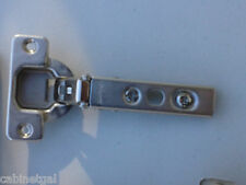 BLUM 125 degree CLIP HINGE 75M5550, self closing, 84.555-01A, discontinued