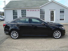 Lexus: IS IS250 AWD Navi Salvage Rebuildable