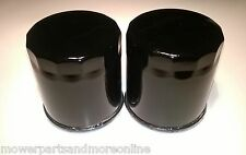 2 X BRIGGS AND STRATTON / KOHLER OIL FILTERS (LONG) 4910566S, 491056, 25 050 34