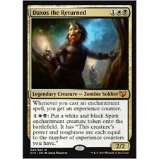 DAXOS THE RETURNED NM mtg Commander 2015 Gold - Zombie Soldier Mythic