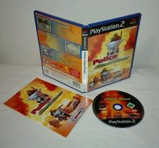 POLICE CHASE DOWN PS2 - sony PlayStation 2 gioco completo prima stampa game ps2