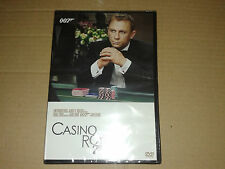 DVD FILM 007 CASINO ROYALE