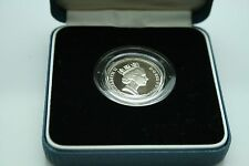 United Kingdom Silver Proof 1988 One Pound Coin from the Royal Mint (Num1353)